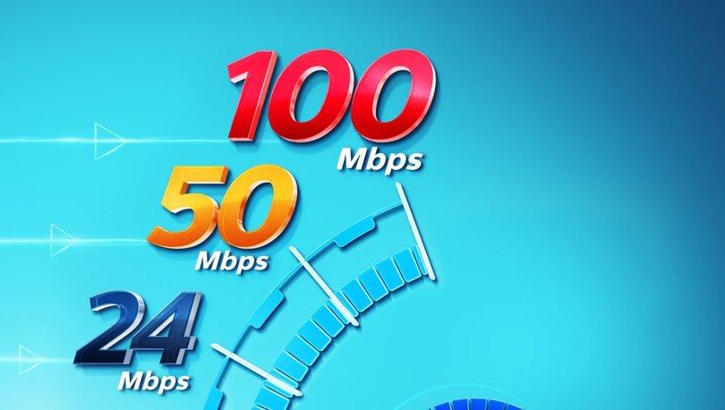Türk Telekom limitsiz internet paketleri